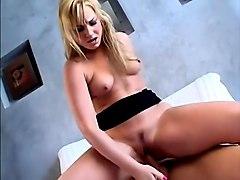 Exotic pornstar Flower Tucci in hottest blonde porn movie
