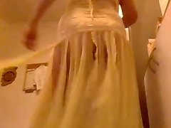 breats look very nice in that dress.mp4