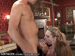 rocco siffredi and james deen dominate sluts in rough orgy
