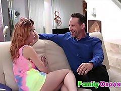 Daddy&#039_s Stories - Amateur Daughter Deep Fucking - FamilyOrgasm.com