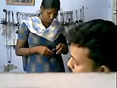 VID-20090414-PV0001-Pondicherry (IP) cell phone shop Tamil 28 yrs old unmarried girl Agila boobs sucked by the shop owner sex porn video