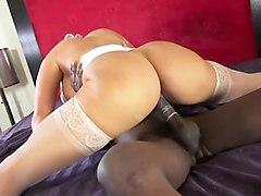 Best pornstar Alura Jenson in amazing interracial, facial adult clip