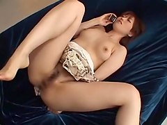 Fabulous Japanese whore Mizuki in Incredible Phone JAV clip