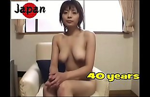 CASTING to JAPANESE MILF of 40 YEARS - Full VIDEO HEREs: https://linkes.live/milf