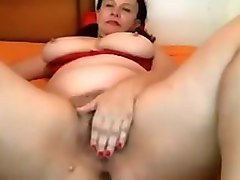 mature masturbation web