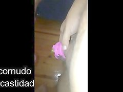 Miau Miau HW esposa &iquest_pre&ntilde_ada?/  Hotwife breeding cuckold creampied