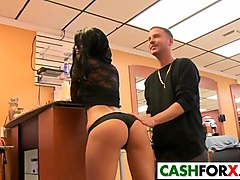 Shop Booty Gets Inspected