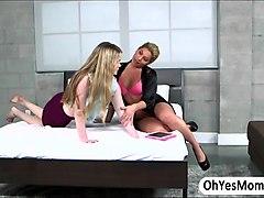 MILF Nikki surprises Lexxxus with a cock