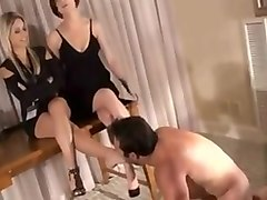 Crazy Homemade record with Threesome, Fetish scenes