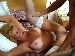 Best pornstar in horny gilf, facial adult scene