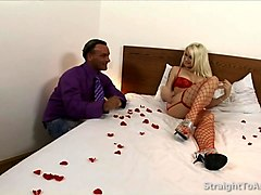 anniversary anal treat stacy silver