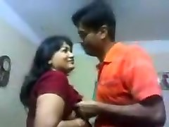 Married Tamil Couple