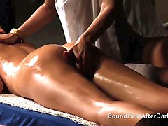 slaves of desire: massage with submissive girls