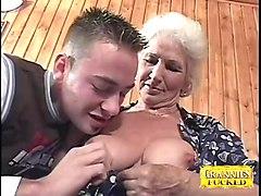 young, grannies, love, granny, mature