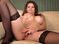 Amazing pornstar June Summers in hottest masturbation, milfs xxx clip