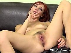 Violet Monroe in Violet Monroe Live - WildOnCam