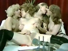 Horny amateur Lesbian, Masturbation adult scene