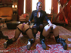 Iona Grace & Sparky Sin Claire in Service Day: Unexpected Guests - TheUpperFloor