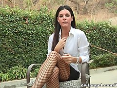 Horny pornstars India Summer, Dana Vespoli in Hottest HD, Dildos/Toys porn movie