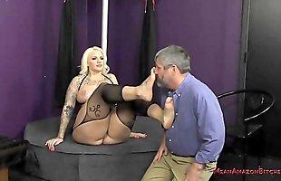 Big Ass Facesitting Lap Dance - Lucky B