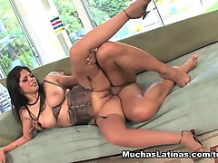 Exotic pornstar Evie Delatosso in Hottest Latina, Big Tits sex clip
