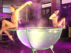 Nude Scandal TV-Show-001 Waterbowl Show