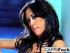 capri cavanni playing with busty bridgette b