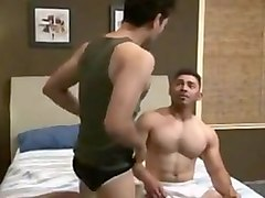 Barebacking with Gabriel D'Alessandro Pt.4