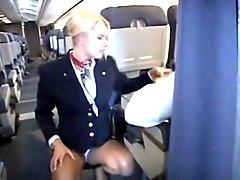 Stewardess 포르노 영화를