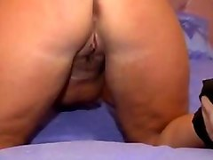 british granny with vibrator
