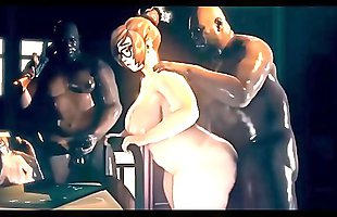 hentai anime gangbang two black fat guy with a fucking slut- see more here : http://bit.ly/hentaix