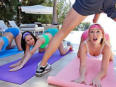 bff, bffs, yoga