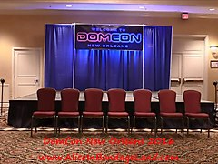 domcon new orleans 2017 femdom mistress group photoshoot