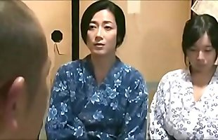 Asian Japanese blind Milf mom gave her daughter a step daddy - ReMilf.com