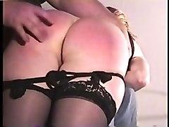 spanked & groped females: maklaryn