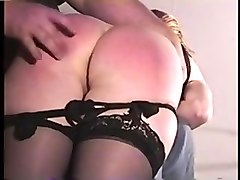 spank, spanking, female, grope, groping