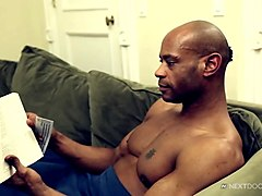 nextdoorebony muscular latino takes bbc in asshole