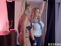 Bridgette B And Eva Notty In Bound To Be Pleasurable