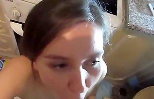 russian teen facial