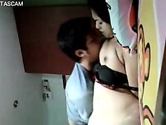 asian thai teen fuck hard in bedroom