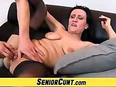 spread that milf pussy feat. czech cougar marta