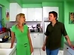 Guy fucks his girlfriend s hot mom
