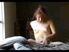 Redhead masterbation