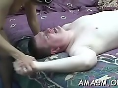 Older tries young lad for a serious female domination xxx