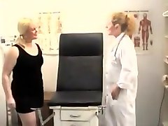 Intimate Medical Exam - Chubby Sandra